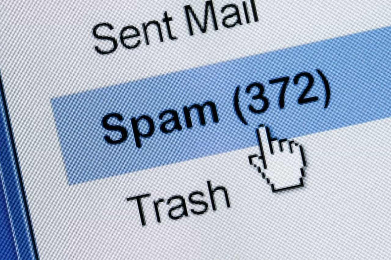 10 minutový email na spam