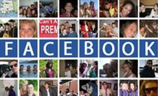 Facebook koláž