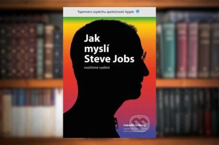 Kniha - Jak myslí Steve Jobs