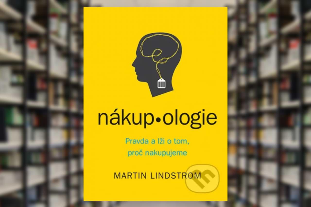 Kniha Nákupologie