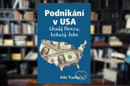 Kniha Podnikáni v USA