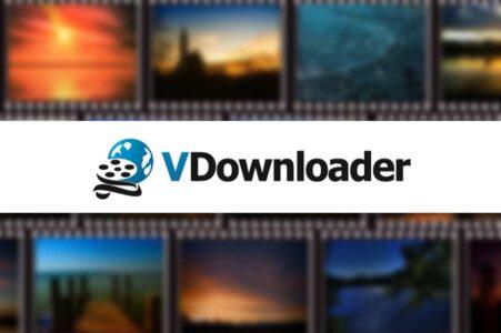 vDownloader - sťahovanie videí