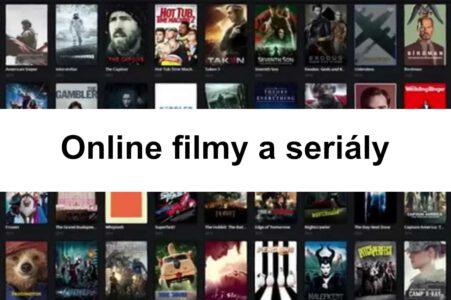 Filmy a seriály online zadarmo