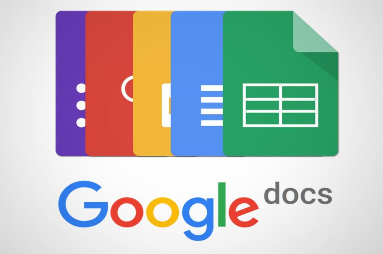 Dokumenty online - google docs
