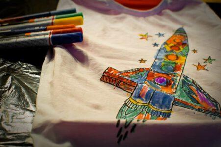 Kreatívne tričko