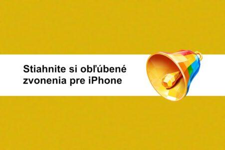 Audiko - zvonenia pre iPhone zadarmo