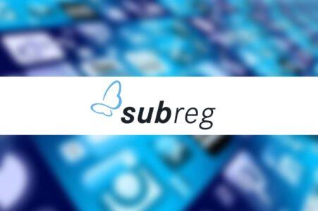 Subreg.cz - registrátor domén